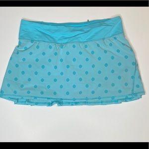 Lululemon Pacesetter Skirt, 6 EUC